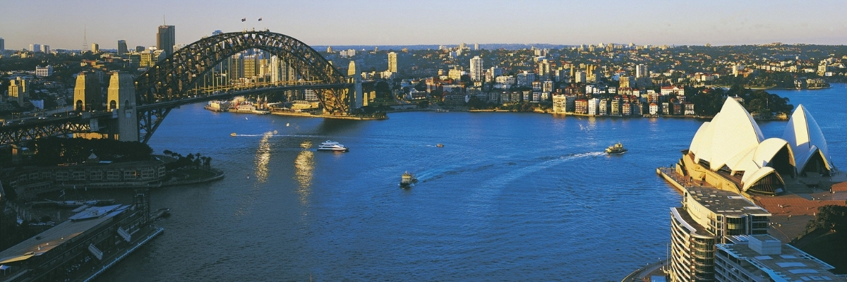 Spring Cycle Sydney harbour bridge